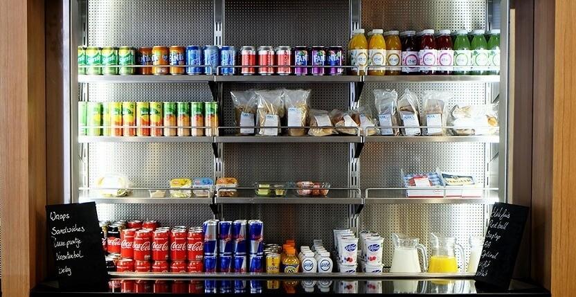 PURA GO mini market assortiment