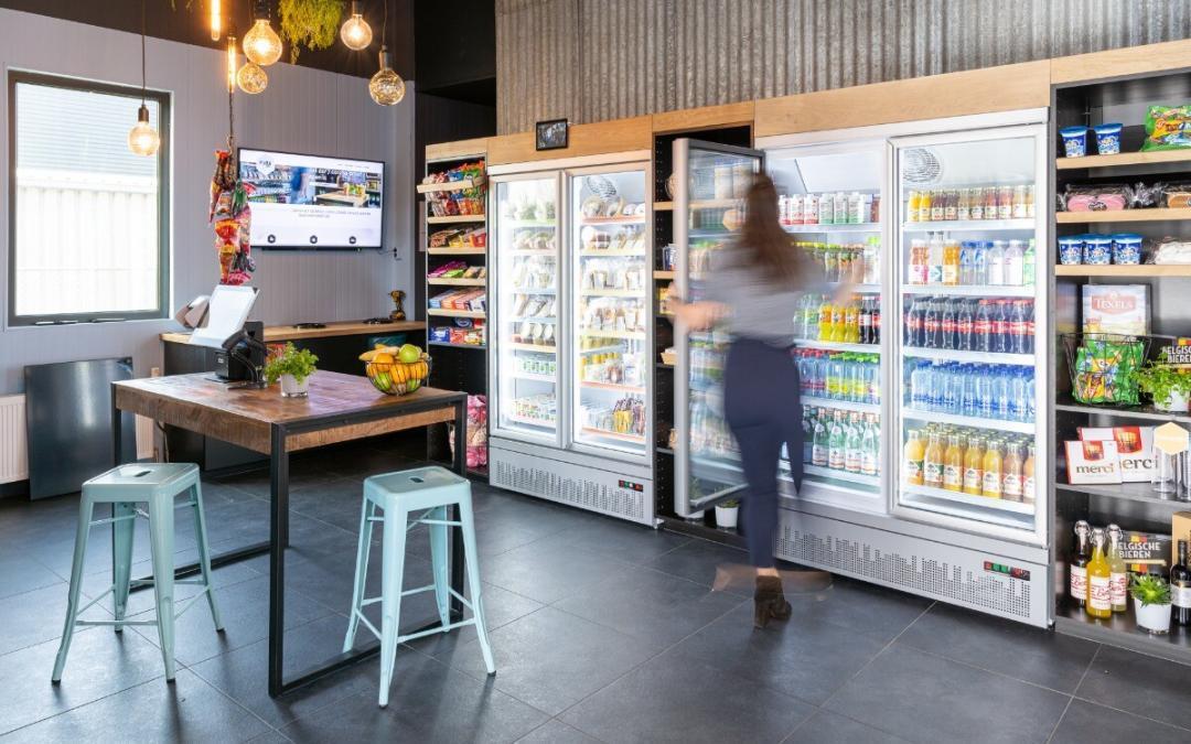 Ambitie PURA GO micro market: 2021 150 shops