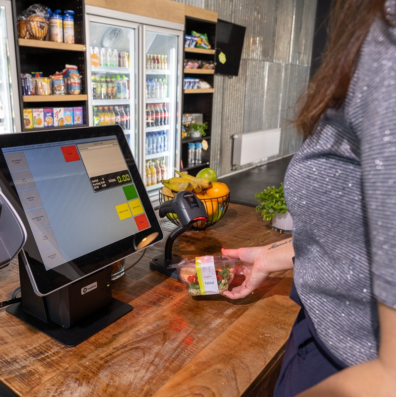 mini market PURA GO - selfservice