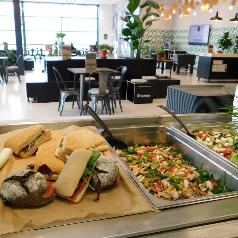 Bedrijfsrestaurant-PURA Catering- PURA GO